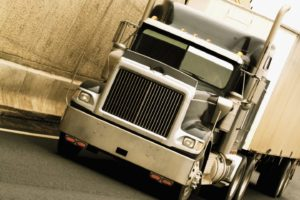 international truck delivery service